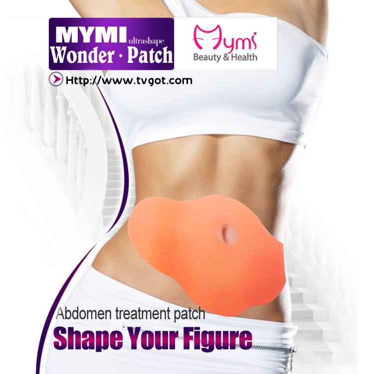 Mymi Wonder Navel Slimming Patch Belly Wing