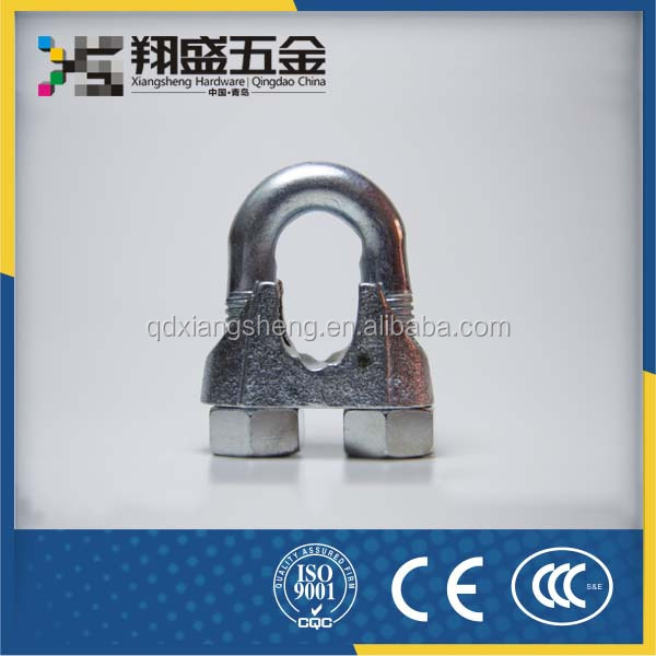 2015 Din741 Electrical Metal Wire Rope Clip