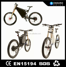 Adrenaline 72v 5000w Enduro e Bike , 7 Speed Electric Enduro Motorcycles