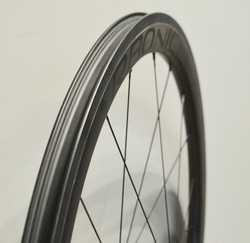 28mm wide CARBONICIAN high TG 700C 50mm road bike chinese carbon wheels clincher
