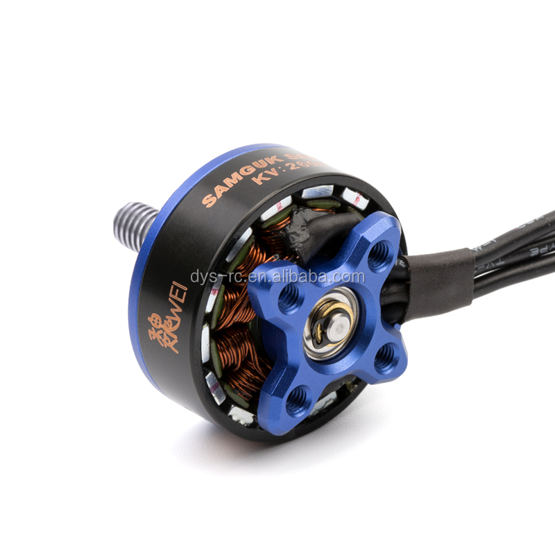 DYS Samguk series Wei2207 KV2300 KV2600 30A ESC FPV Racer outrunner DC electric drone motor