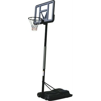 Portable Basketball Stand can be filled with water or sand