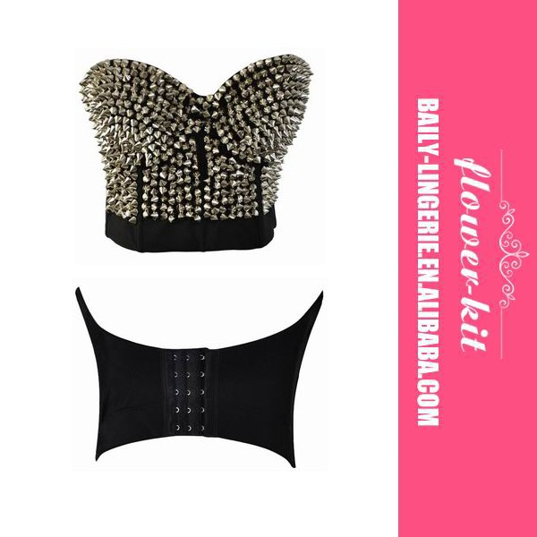 Low Price Latest Stylish Women Summer Club Sexy Skeleton Bra