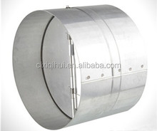 Aluminum Back Draught Shutter/ damper for air ducting