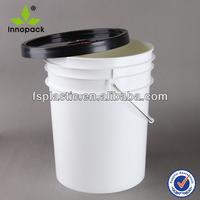 5 Gallon Plastic Container