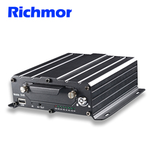 Richmor 5 channel CCTV 3g 4g wifi vehicle mobile dvr recorder