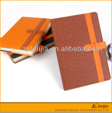 Custom design Great material Oem leather cover book