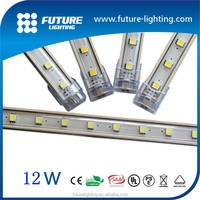 2016 promotion 3 years warranty CE/RoHS 12w led rigid bar strip light