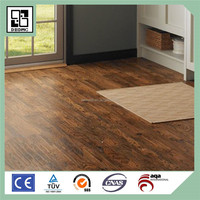 Water Proof Wear Resistance Pvc Vinyl Flooring For Uk Market
