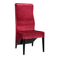 L859 aluminium upholstered chair pedicure spa chair