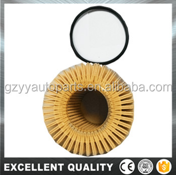 car accessories toyota corolla filter oil 04152-YZZA6