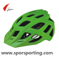 Leather Bicycle Predator Motorcycle Aluminum Safety Sandblasting Helmet