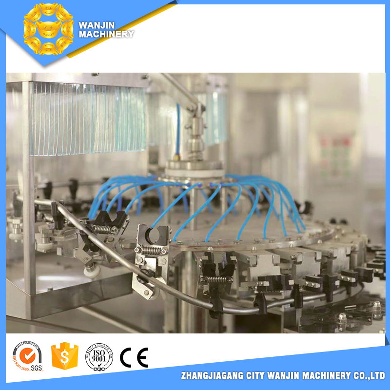 Eco-friendly Different kinds of carbonated beverage production line