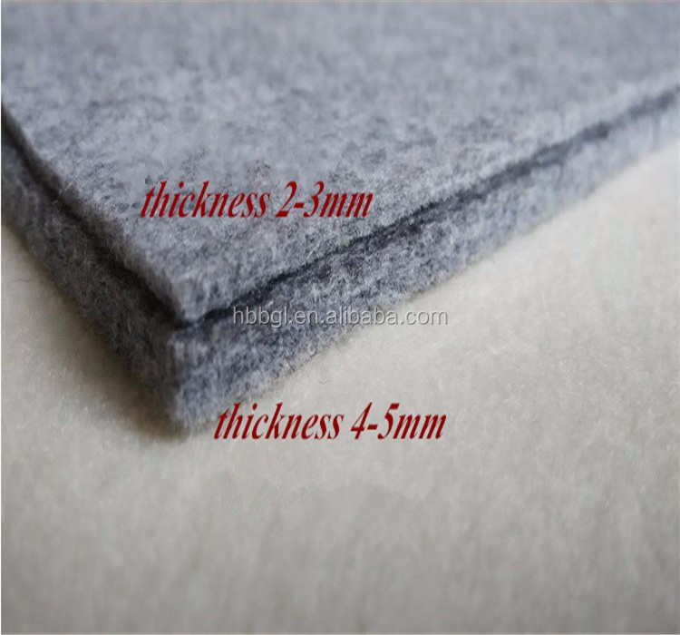 100% Environmental protection wool felt/ Wool knitting non-woven fabric/felt