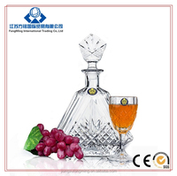 Whiskey Drinking Glass Wine Decanter Wine Bottle Wine Container