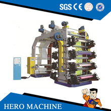 HERO BRAND corrugated carton box printing slotting machine