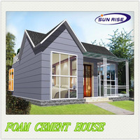 SGS testing New design mobile home new price for sale