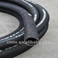 high pressure wire steel spiral hydraulic rubber hose for JCB machine