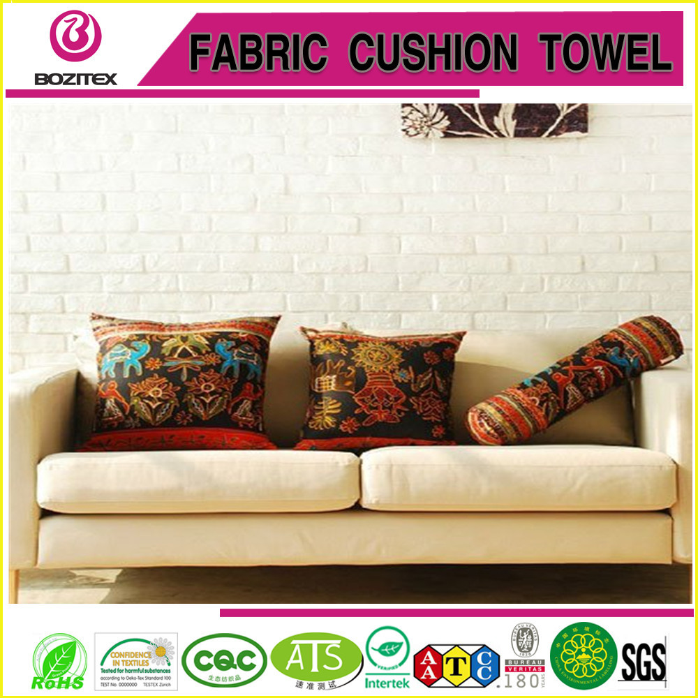 leisure printed cushion
