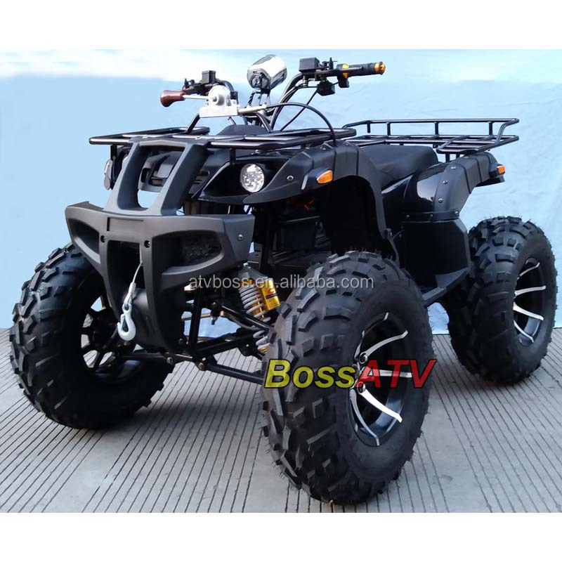 Electric 4x4 ATV Electric shaft drive 3000w electric ATV