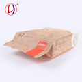 Custom High Grade Food Packing Resealable Vacuum Printed Grip Seal Bags With Ziplock