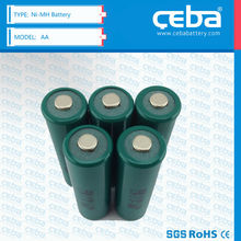 CEBA nimh aa 600mah 1.2v battery hot item