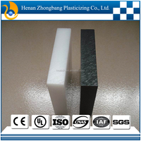 PE material Hard plastic sheet/Waterproof UHMW polyethylene board in China