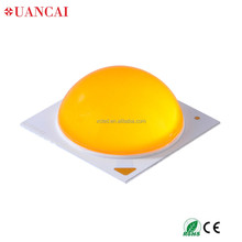 Top lens silicone membrane 20W 30W 40W 50W 60W cob chips on board with lens