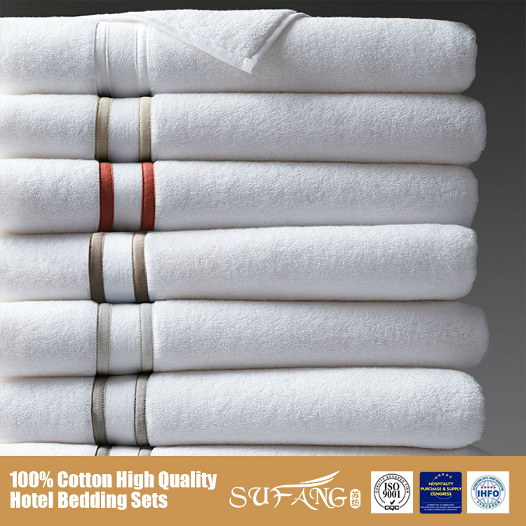 Europe Style Hot Selling Cotton Face Towel Sets, Plain Woven Hand Towel Nantong Supplier