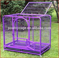 Wholesale square tube modular stainless steel dog cages