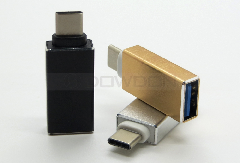 USB Type C 3.1 Male to USB 3.0 Female OTG Adapter Converter Sync Data Charger