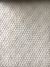 Fashion Steel Wire Embossed Metallic Glitter Home Decoration Upholstery PVC Leather Manufacturers