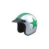 DOT and ECE approved motorcycle accessories scooter cover hat open face helmet