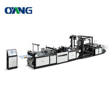 Professional make Fully Automatic low price china non woven bag making machine