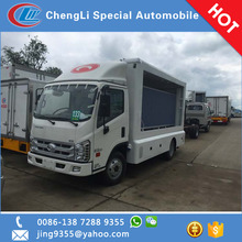 NEW FORLAND 6.8m2 mobile advertising vehicle led display truck for sale