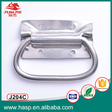 Metal handles for wooden boxes chest handle