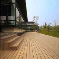 WPC composite planks decking board