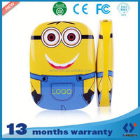 high quality special Despicable Me Minions power bank mobile charger