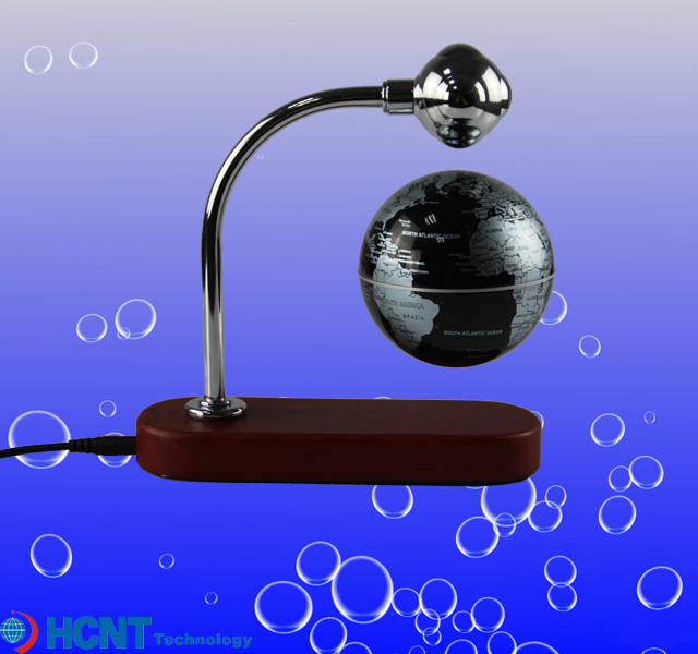 2017 New magnetic floating old globe for sale