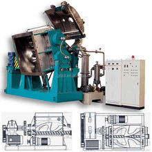 foshan Screw Discharge Mixing Machine manufacturer for high viscosity sealant manufacturing