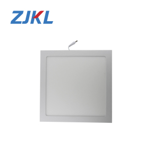 Surface Mounted 6W 12W 18W 24W Round Square LED Panel Downlight