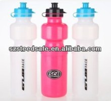 Promotional Logo Printed Eco-friendly Sports Plastic Water Bottle