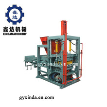malaysia hydraulic press manual interlocking hollow brick making machine fully automatic fly ash brick making machine with litt