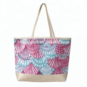 Wholesale New Monogrammed Lilly Pulitzer Tote Bag