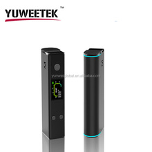 YuWeeTek Factory Selling stable quality dry herb vaporizer mysterry x2 electronic cigarette 510 herbal vapor 100% safety