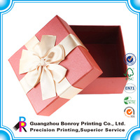 Hot sale recycled mini gift boxes for baby clothes