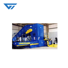 Safe sustainable scrap metal baler aluminum cans hydraulic compactor