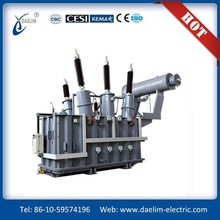 120MVA 330kV Three-phase Oil-immersed Power Transformer