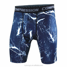 flash blueplus size men sports shorts gd tight fit camoflage shorts