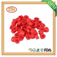 colored silicone good tensile molded rubber